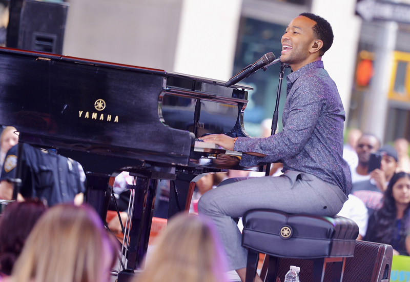 John Legend will perform as part of the online concert series