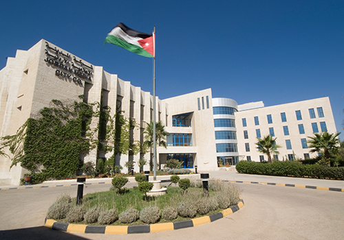 Jordan Media City.