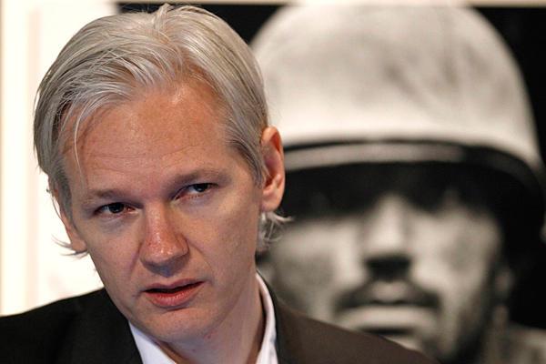 WikiLeaks founder and expat-Aussie Julian Assange.