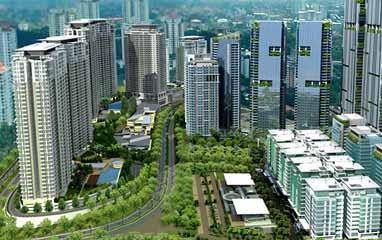 Ideal's new Malaysia office in in Kuala Lumpar's Bangsar South development. (Photo: BangsarSouth)