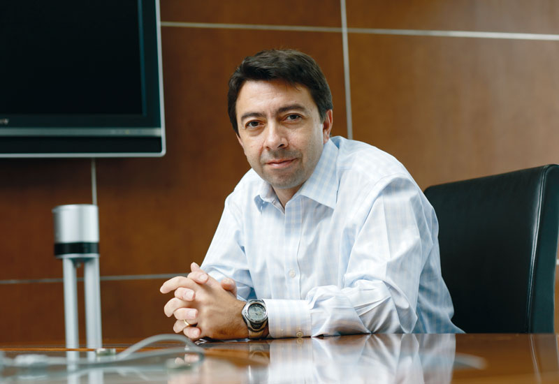 Karl Hijazi, Sony Professional Solutions Middle East