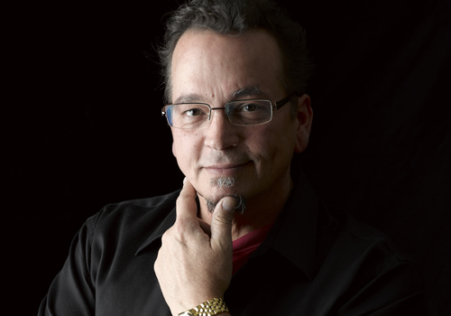 Teenage Mutant Ninja Turtles co-creator Kevin Eastman.