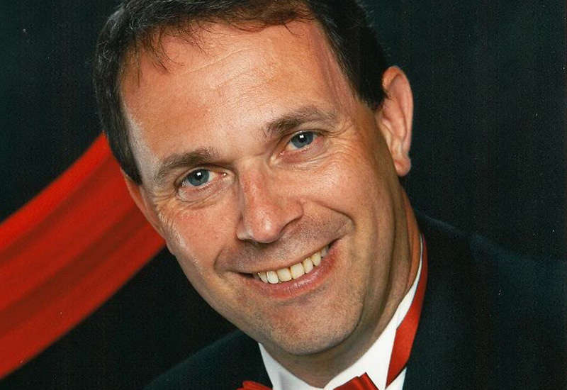 Ian Kirby, the new head of sales in the UK for SGM.