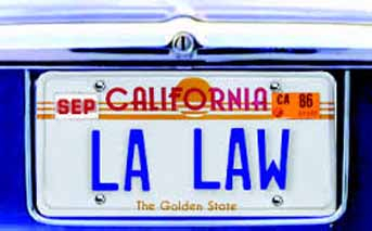 The original 'LA Law' series ran from 1986 to 1994.