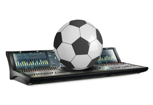 The yet-to-be-revealed innovation will impact the use of mixing desks in live sports production.