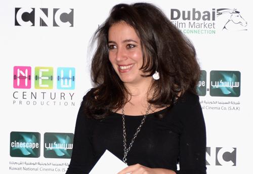 Leyla Bouzid pictured at the 2013 Dubai International Film Festival.