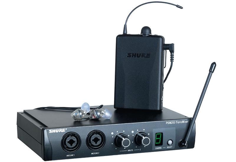 Shure PSM200