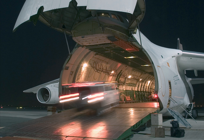 Behind the scenes: Logistics challenges in the Middle East