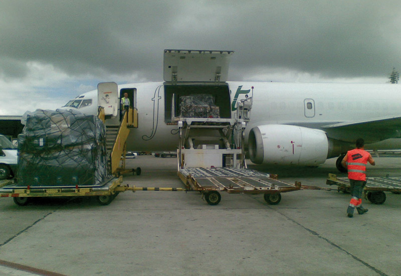 While expensive, airfreight remains the simplest way of shipping concert equipment in and out of the GCC.