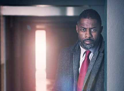 'Luther' will be among the series to air on BBC First.