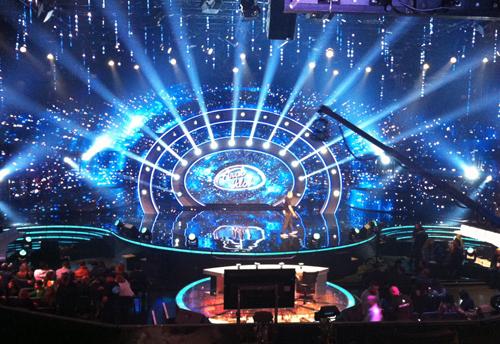 Arab Idol, MBC studios, Prolites, Studio, News, Delivery & Transmission