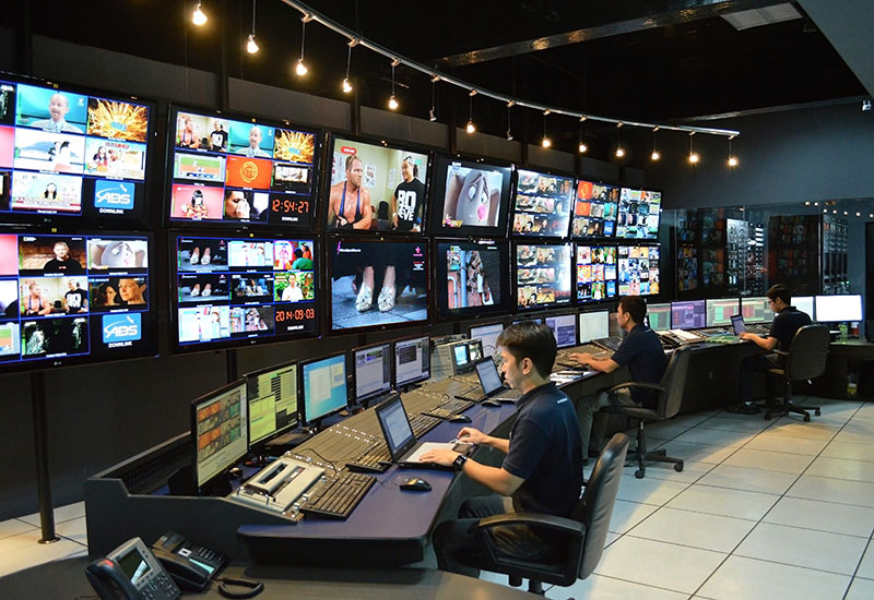 Asia Broadcast Satellite also provides playout services to broadcasters.