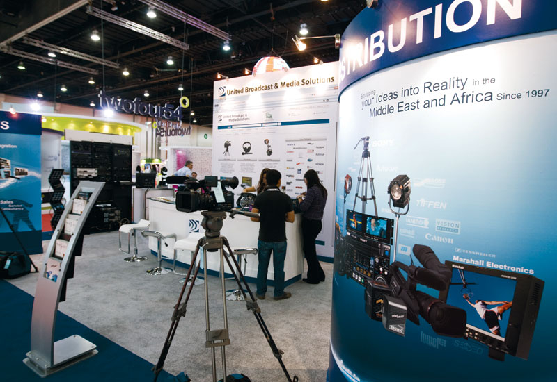 Abu Dhabi, MEBS, METV, Oasis Enterprises, Tek Signals, Twofour54, UBMS
