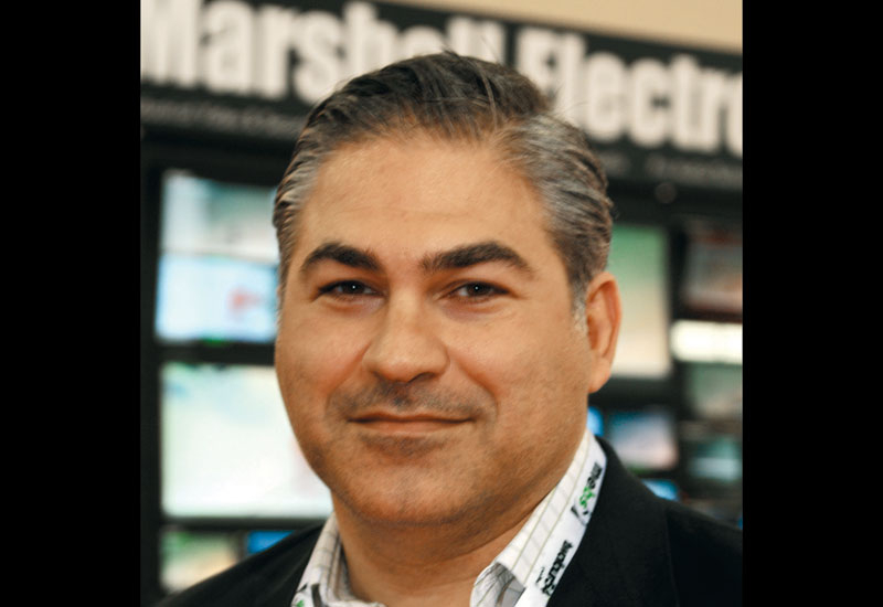 Reza Mehdizadeh, sales and marketing manager, UBMS