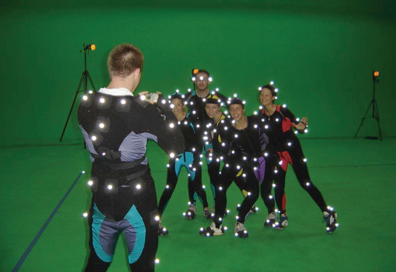 Mocap works well for capturing moves such as the leaps and the somersaults or even, dance sequences such as the one in Tomorrow Never Dies.