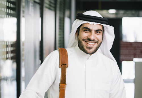 Emirati director, Majid Al Ansari.