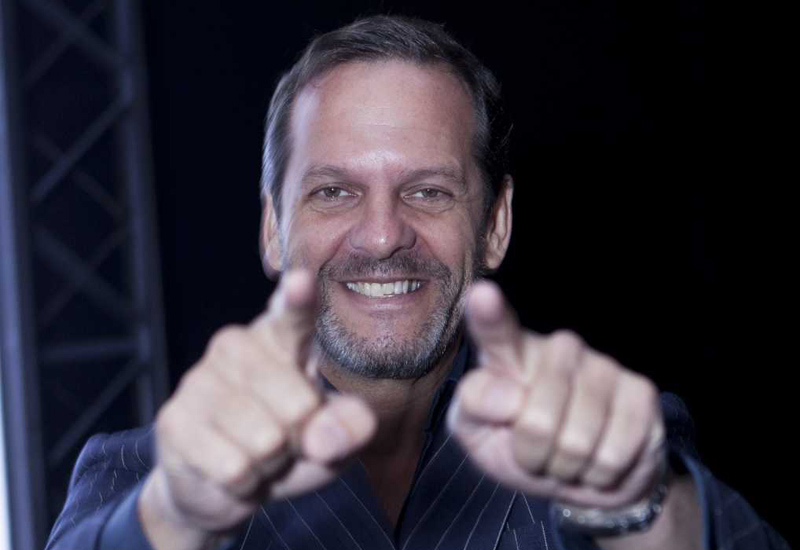 Marco Balich, president of Balich Worldwide Shows