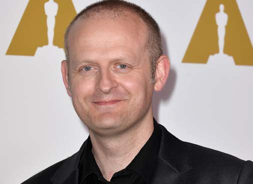 Mark Sanger has edited box office hits including Gravity and Charlie and the Chocolate Factory.