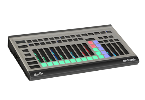 2015, Control, Harman, Lighting, Lights, M-Touch, Martin, Martin Professional, New, Product, Latest Products
