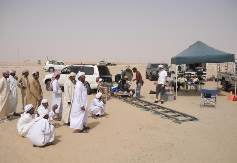 The Action Impact team Al Gharbia.