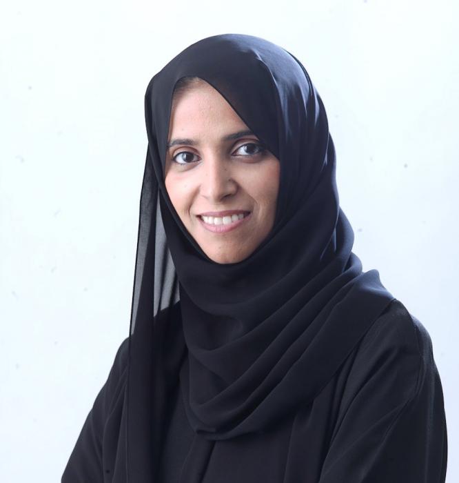 Maryam Al Mheiri, acting CEO at twofour54.
