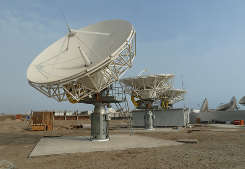 The end-to-end network solution is delivering uninterrupted service in Southern Iraq.