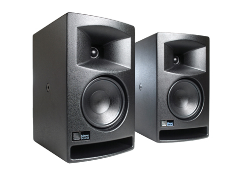 The Amie studio monitor is particularly suited to film, broadcast or gaming post-production.