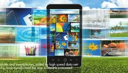 Mobile phones are becomin the primary medium for viewing online video content