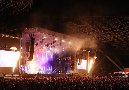 Abu Dhabi, Concert, Flash entertainment, Gig, LIVE, Motley Crue, Music, Nikki Sixx, Tommy Lee, News, Live Events