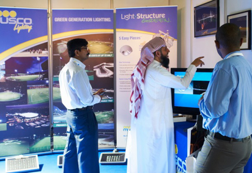 Musco Lighting will launch its new LED floodlights and LED Sports Fixtures at Light Middle East 2015.