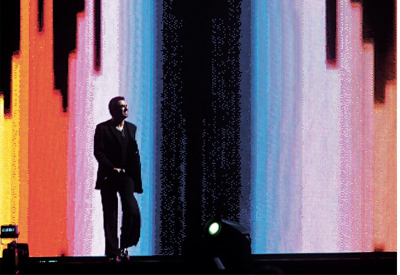 AEG has enjoyed success promoting artists such as George Michael.