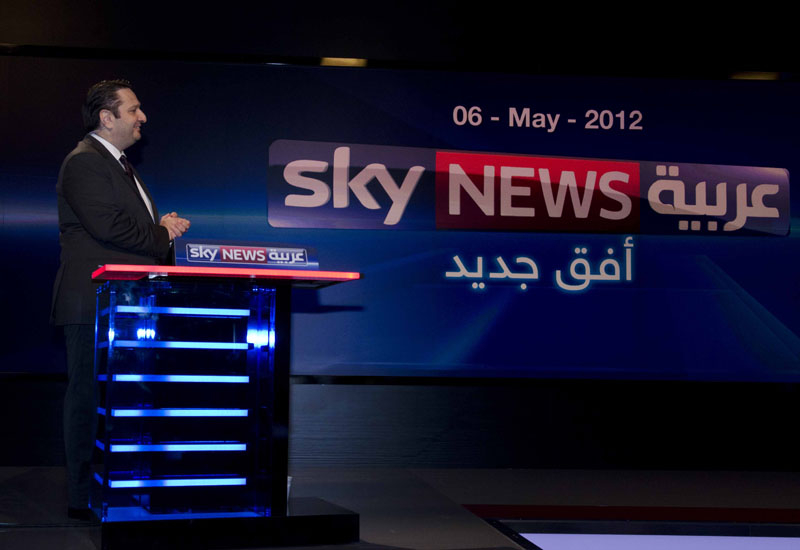 Broadcast, Bskyb, Sky News Arabia, News, Broadcast Business
