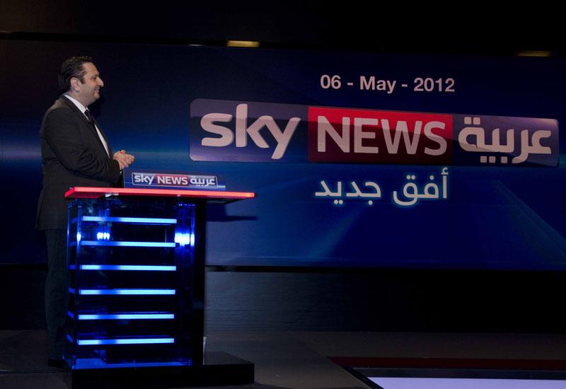 Broadcast, Bskyb, Sky News Arabia, News, Broadcast Business