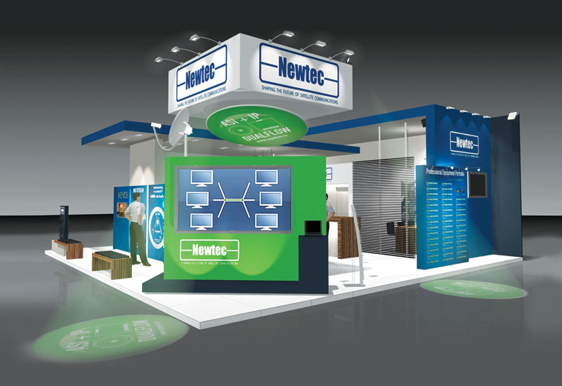 Newtec | Stand 1.A49