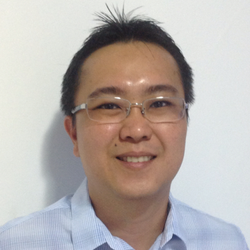 Ng Tze Ming, regional sales manager, Pebble Beach