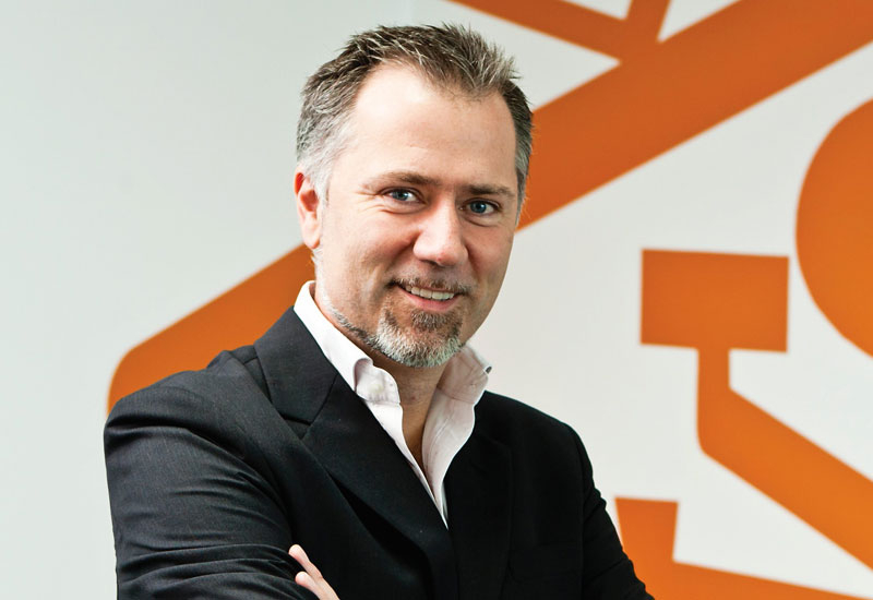 Nick Grande, MD of ChannelSculptor and founder of mena.tv.