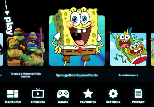 App, Cartoons, Childrens, Kids, Nickelodeon, Nickelodeon Play, OSN, TV, News, Content production