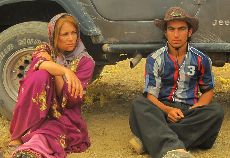 Babak Amini's No One's land is among the international short fiction slate.