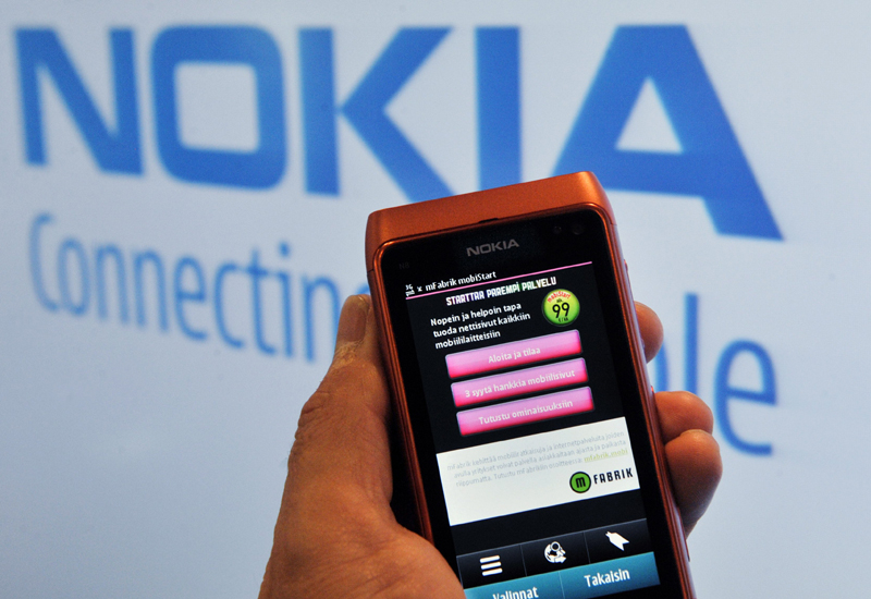 Nokia is planning an assault on the smartphone market.