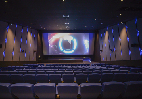 The new cinema has opened at Dragon Mart 2.