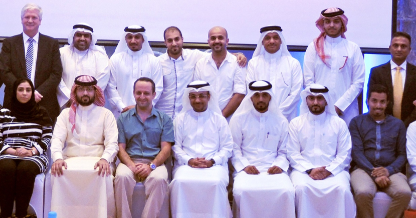 Officials attend the anti-TV piracy workshop.