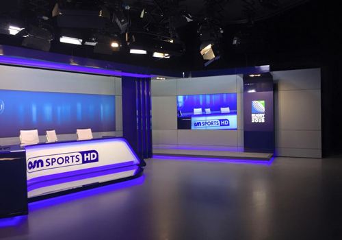 2015, Ibs, Ibs group, OSN, Rugby, Rugby World Cup, Studio, TV, News, Delivery & Transmission