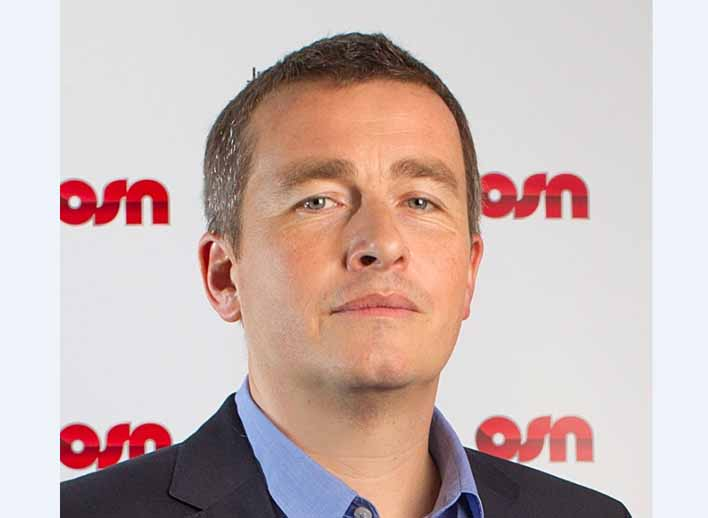 Mark Billinge, former CTO, OSN joins Synamedia