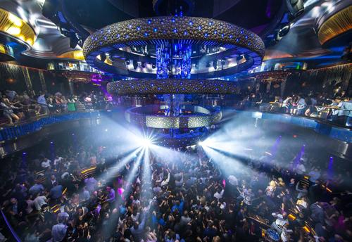 Omnia by Hakkasan is the latest addition to the Vegas superclub scene. Photo (c) Drew Ressler.