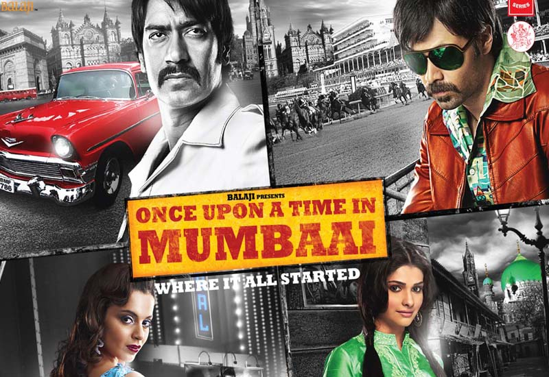 Once Upon A Time in Mumbaai is among the high-profile offerings.