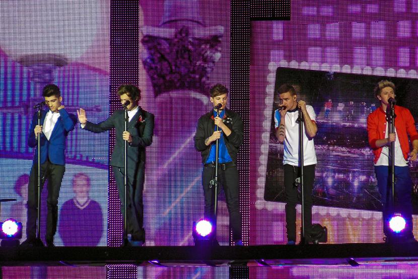 Blackmagic Design, One Direction, Take me home tour, News, Content production