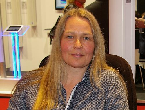 Tine Helmle, stated director, Optocore.