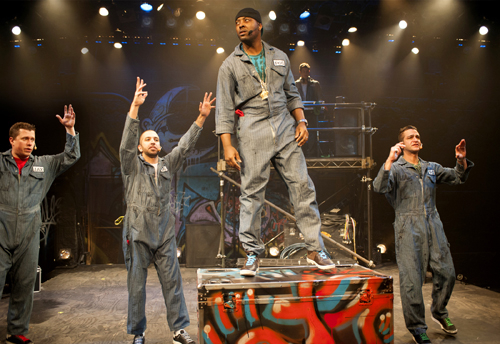 Art for All, Dance, Dubai, Hip-hop, Othello, Othello: The Remix, Shakespeare, Show, Theatre, Tickets, News, Content production