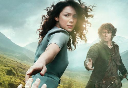 The Starz Arabia service will offer series such as 'Outlander' and other shows. Photo (c) Weinstein Company/Outlander.