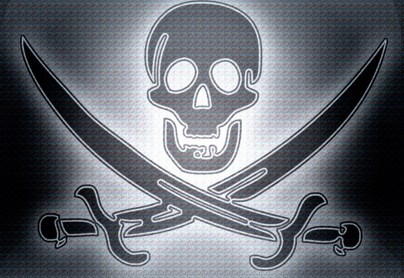 The MPA report claims rampant piracy is funding terrorist activities.